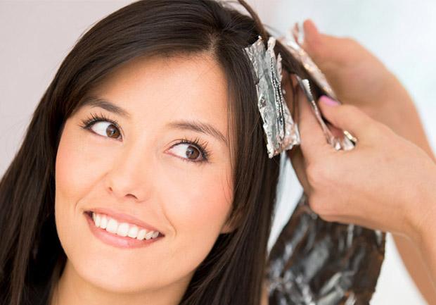 Hamilelik sırasında saç boyamak için: izin verilmez mi