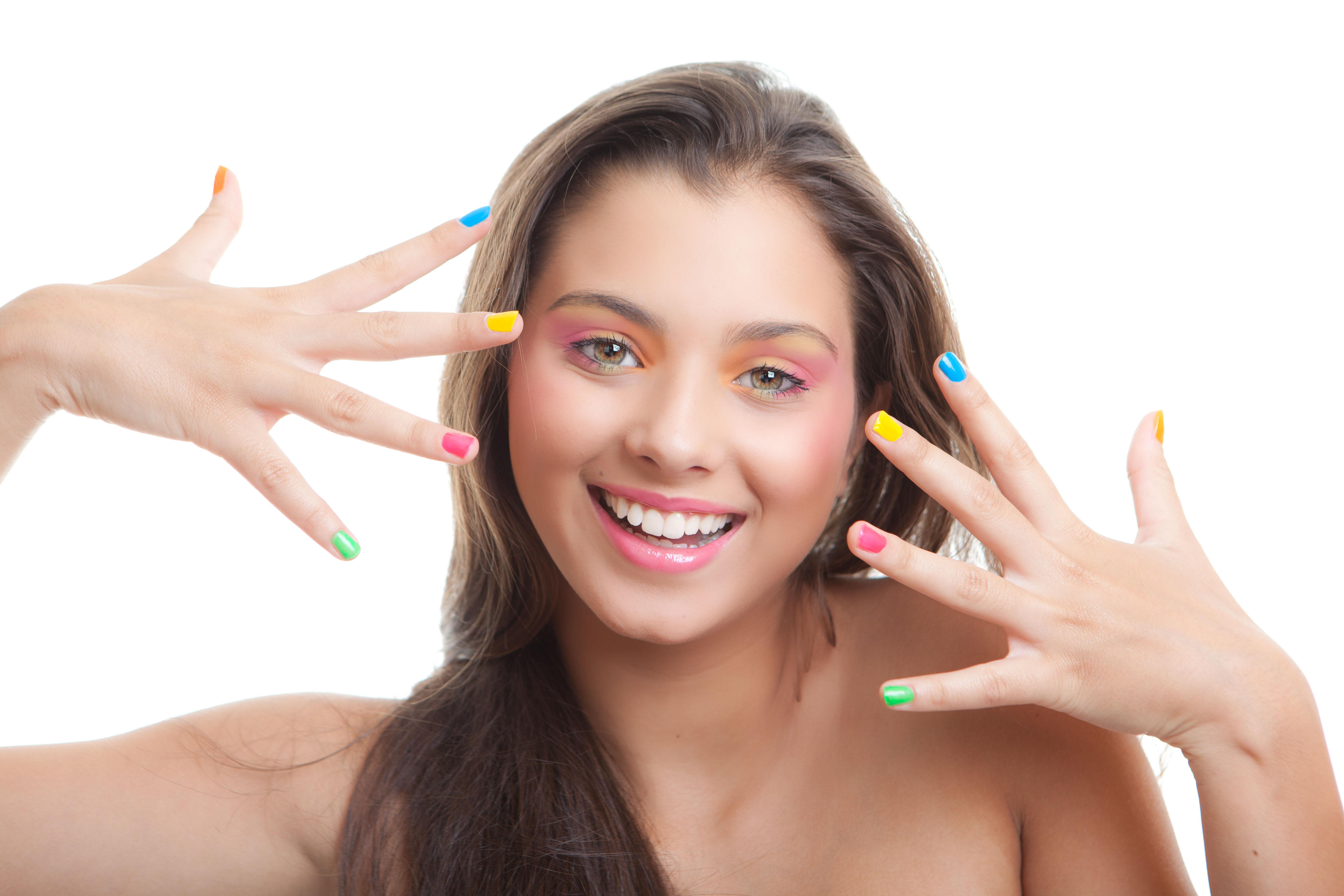 Как сделать макияж для подростков фото