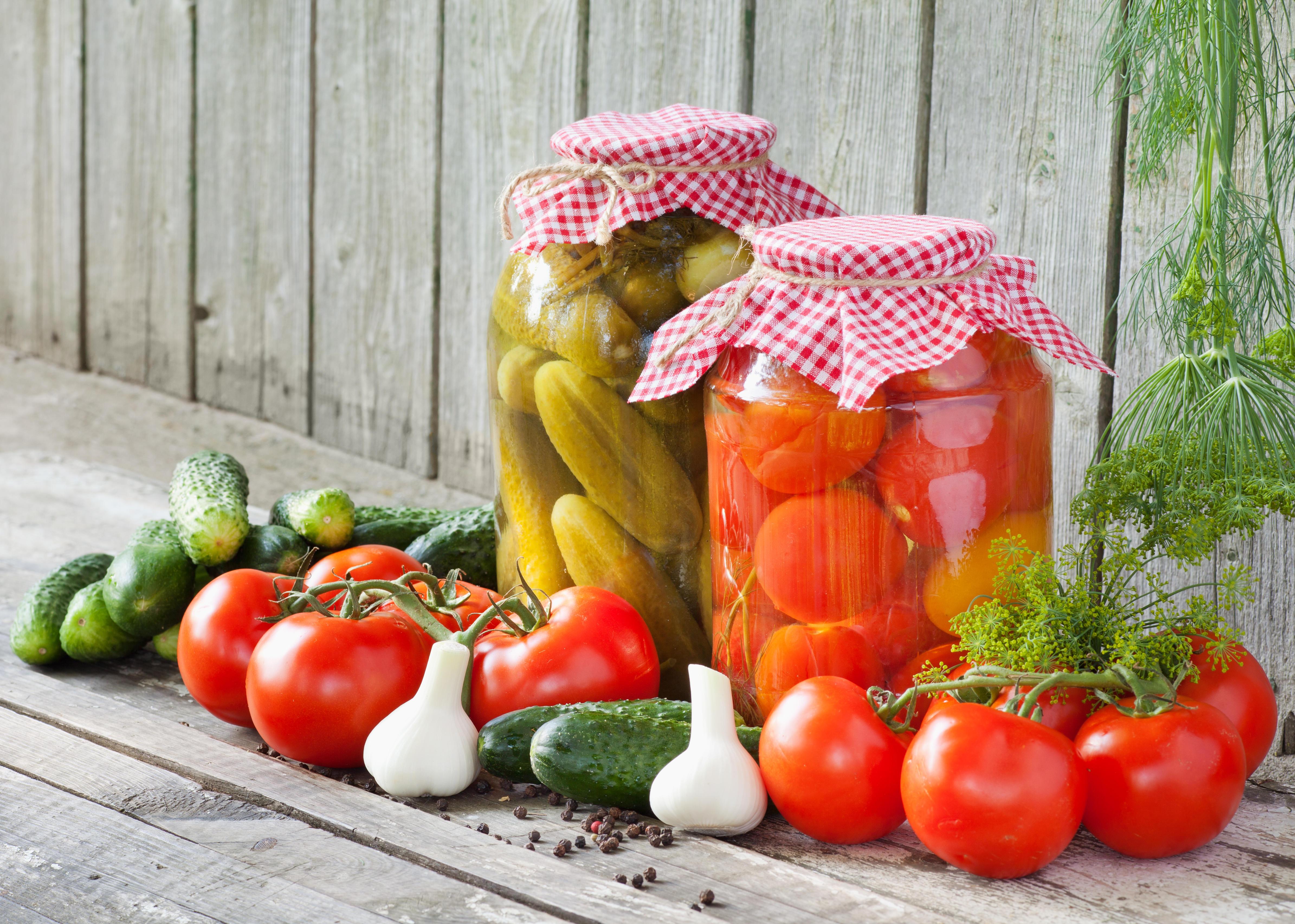 Как сделать соленья огород