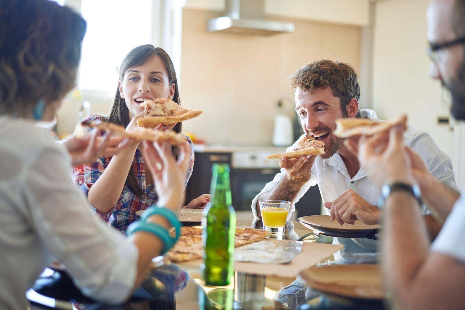 Kebap yiyenin beyni gelişir