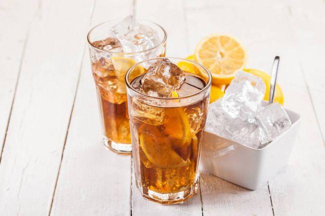 Ev yapımı buzlu çay tarifi