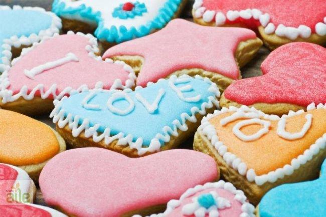 Doğum günü kurabiyesi tarifi ve kurabiye bisküvi tarifleri